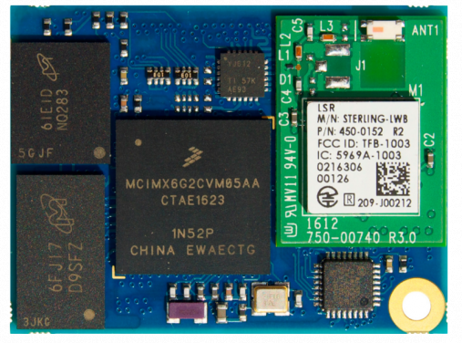 Is.IoT MX6UL