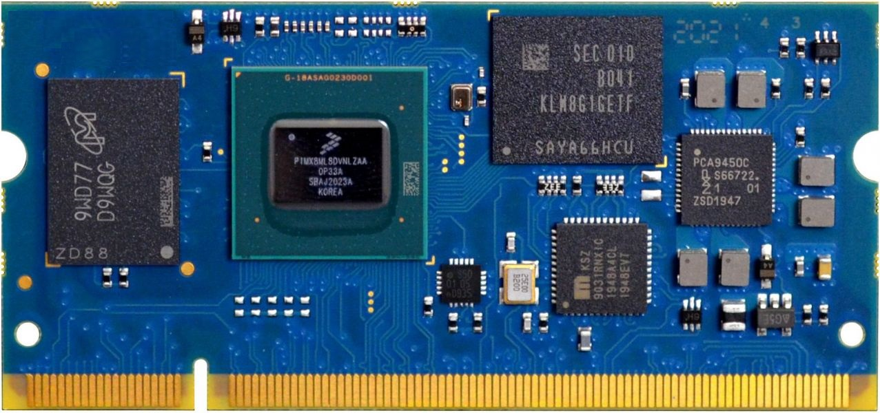 i.MX 8M Plus
